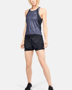 Майка Under Armour W UA Qualifier ISO-CHILL Embossed Tank 1350180-497