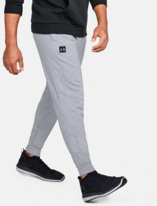 Брюки Under Armour RIVAL FLEECE JOGGER Steel Light Heather /  / Black 1320740-036