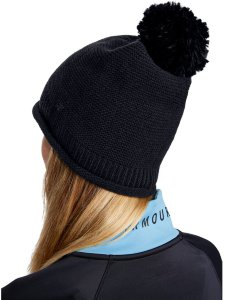 Шапка Under Armour Essentials Pom Beanie 1345105-001
