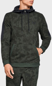 Джемпер Under Armour Microthread Fleece Camo Half Zip Hooded 1329752-357