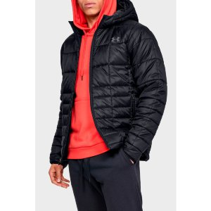 Куртка Under Armour UA Armour Insulated Hooded Jkt 1342740-001