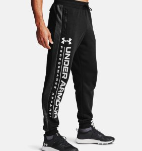 Брюки Under Armour UA Rival Fleece MAX Jogger 1357125-001