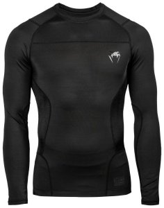 Рашгард Venum G-Fit Black L/S 02393