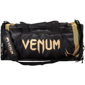 Сумка Venum Trainer Lite Black/Gold 00455