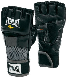 Перчатки гелевые Everlast Evergel Weight Lifting 4356