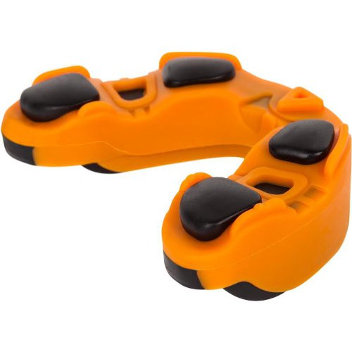 Капа боксерская Venum Predator Mouthguard Orange/Black 31026
