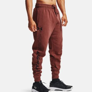 Брюки Under Armour UA Rival Fleece WM Jogger 1357130-688