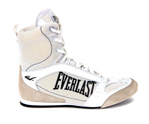 Боксерки Everlast High-Top Competition 527 бел.