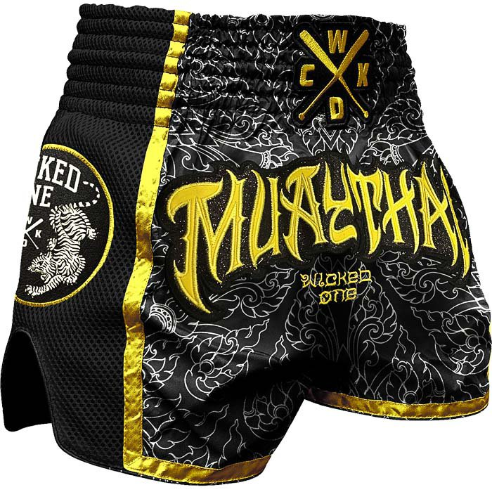 Шорты тайские Wicked One Muaythai wcktshorts018