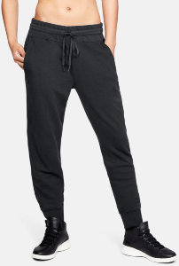 Брюки Under Armour DOUBLE KNIT PANT Black / Black / Tonal 1323196-001