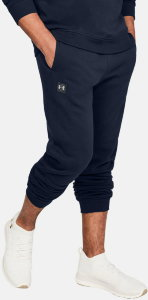 Брюки Under Armour RIVAL FLEECE JOGGER Academy /  / Black 1320740-408
