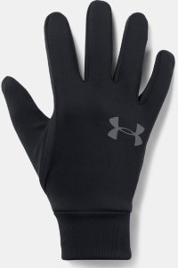 Перчатки Under Armour Men's Armour Liner 2.0 Black /  / Graphite 1318546-001