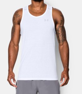 Майка Under Armour Threadborne Streaker Singlet 1271822-100