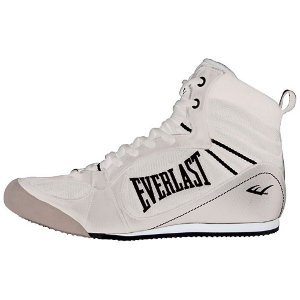 Боксерки Everlast Low-Top Competition 501 бел.