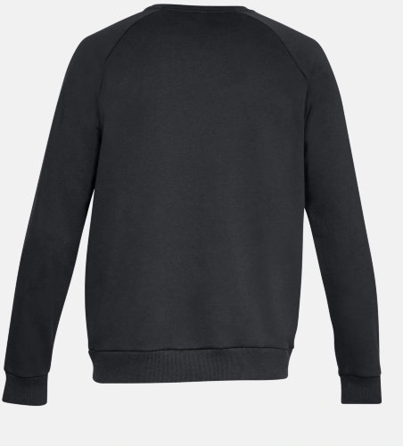 Джемпер Under Armour RIVAL FLEECE CREW Black /  / Black 1320738-001
