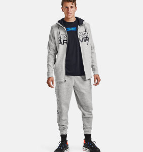 Брюки Under Armour UA BASELINE FLEECE JOGGER 1356781-011