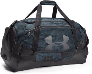Сумка Under Armour UA Undeniable Duffle 3.0 L UA Blackout Camo / Charcoal / Black 1300216-998