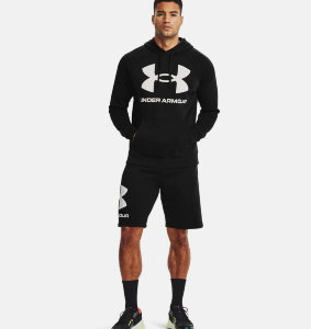 Толстовка Under Armour UA Rival Fleece Big Logo HD 1357093-001