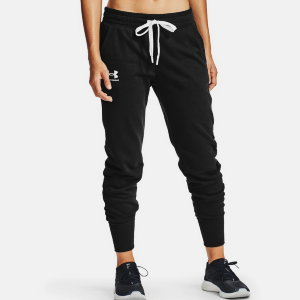 Брюки Under Armour Rival Fleece Joggers 1356416-001