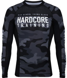 Рашгард Hardcore Training Night Camo 2.0 hctrash0206