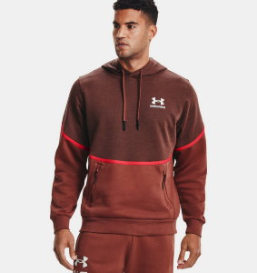 Толстовка Under Armour UA Rival MAX Hoodie 1357090-688