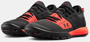 Кроссовки Under Armour UA Limitless 4.0 Black / Radio Red / Black 3020548-002