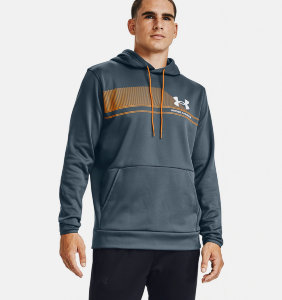 Толстовка Under Armour UA AF Graphic Hoodie 1360743-467
