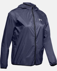 Ветровка Under Armour UA Qualifier Storm Packable Jacket 1326558-497