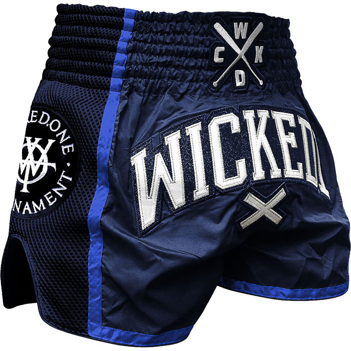 Шорты тайские Wicked One Muaythai W.O.T. wcktshorts015