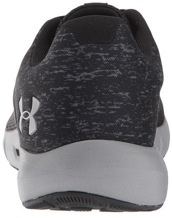 Кроссовки Under Armour UA Micro G Pursuit Fiber Opt Black / Graphite / Steel 3021148-001