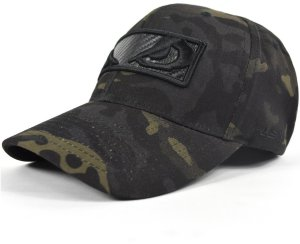 Бейсболка/Кепка Bad Boy Carbon Cap Black Camo 6757sp_bk_cm