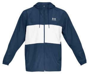 Ветровка Under Armour Sportstyle Wind Full Zip Hooded 1329297-437