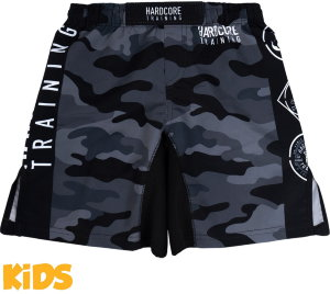 Шорты Hardcore Training детские Night Camo 2.0 hctshorts0104