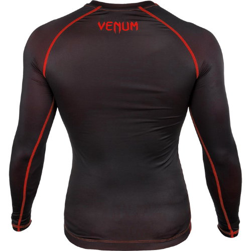 Рашгард Venum Contender 3 Black Red venrash0107