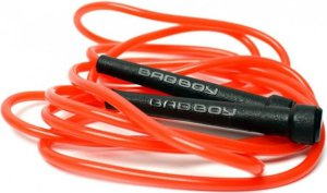 Скакалка Bad Boy Speed Skiping Rope Red - 2,74 м. 1238_rd