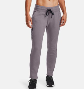 Брюки Under Armour Rival Fleece Pants 1356417-585