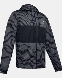 Ветровка Under Armour SPORTSTYLE WIND PRINTED HOODED JACKET 1352023-012