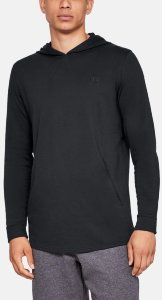 Толстовка Under Armour SPORTSTYLE RIVAL HOODIE Black /  / Black 1320730-001