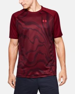 Футболка Under Armour UA Tech 2.0 Morph SS 1353186-615