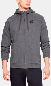 Толстовка Under Armour Rival Fleece Full Zip Hooded 1320737-020