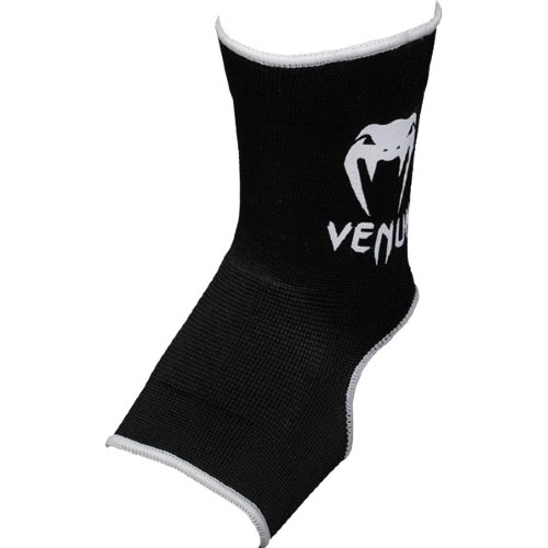 Защита голеностопа Venum Ankle Support Guard - Muay Thai Kick Boxing Black 12506