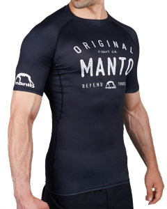 Рашгард Manto Oldschool Black manrash0102