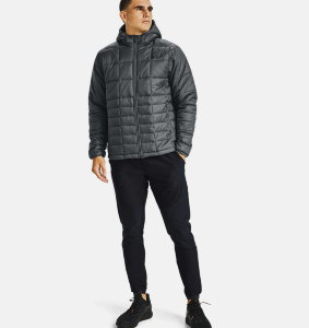 Куртка Under Armour UA Armour Insulated Hooded Jkt 1342740-012