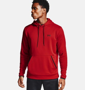 Толстовка Under Armour UA Armour Fleece HD 1357087-600