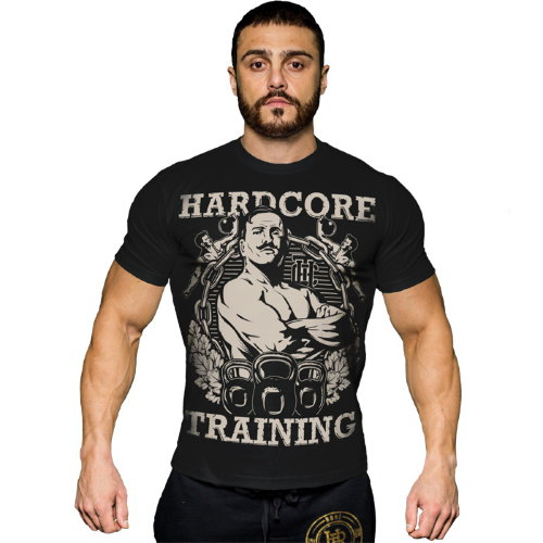Футболка Hardcore Training Strongmen hctshirt0111