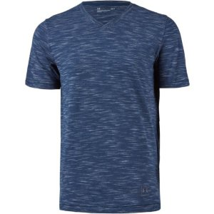 Футболка Under Armour Sportstyle Core V Neck Tee 1306492-487