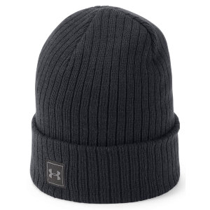 Шапка Under Armour Men's Truckstop Beanie 2.0 Black /  / Black 1318517-001