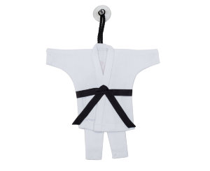 Сувенирное кимоно для карате Mini Karate Uniform adiACC002белое