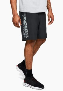 Шорты Under Armour Woven Graphic Wordmark Short 1320203-001
