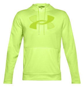 Толстовка Under Armour UA Armour Fleece Big Logo HD 1357085-291
